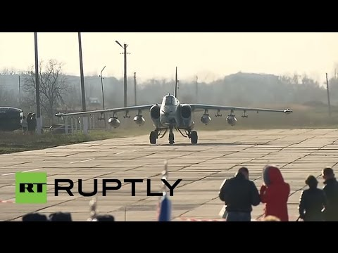 Russia: Air Force aircraft return to home base following Syria mission