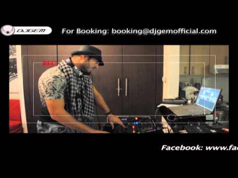 DJGEM MUSIC STUDIO / DUBAI 2010.mov