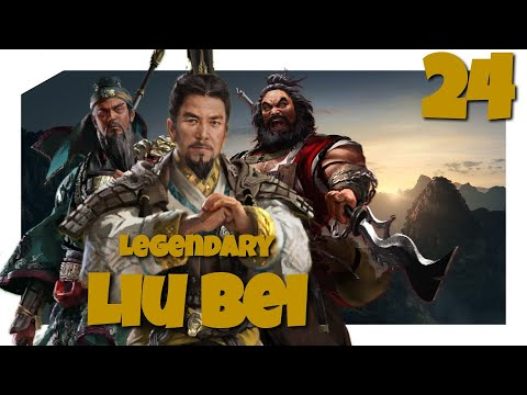 Our Awkward Relationship With Sun Ce - Liu Bei Mandate Of Heaven Let's Play 24