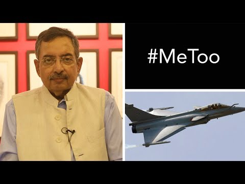 Jan Gan Man Ki Baat, Episode 313: India's #MeToo Movement and Rafale Deal Probe