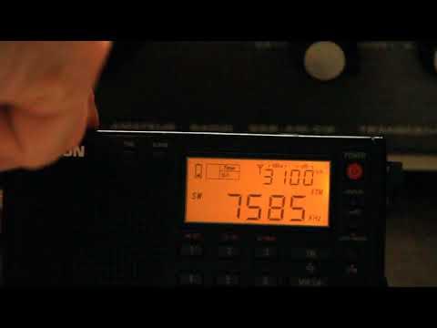 Radio Farda - 7585 kHz - Persian Service (Kuwait)