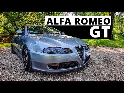 Alfa Romeo GT - Ping Pong Drive