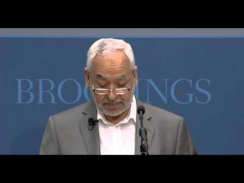 Rached Ghannouchi: On Democracy in Tunisia