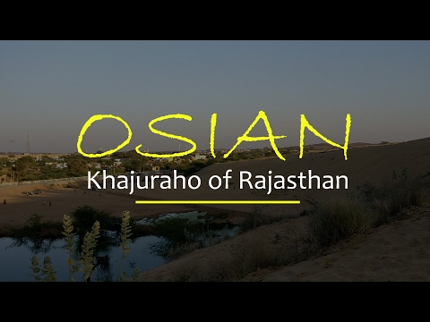Osian - khajuraho of Rajasthan | Royal Enfileld Himalayan Roadtrip | Jodhpur
