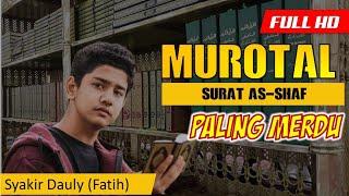 Murottal Paling Merdu Pemeran Utama Sinetron Fatih di Kampung Jawara   Syakir Dauly   AS-SHAFF