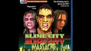 """Video Mrparka Review's """"Slime City and Slime City Massacre"""" (Double Feature Blu-Ray) download MP3, 3GP, MP4, WEBM, AVI, FLV September 2017"""