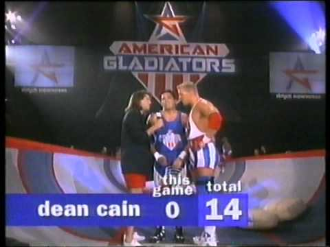 Dean Cain  Gladiators