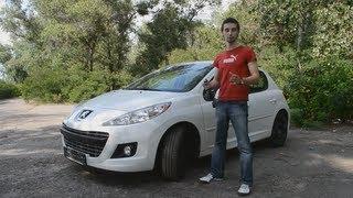 Тест драйв от Коляныча #9 Peugeot 207 1.6 AT