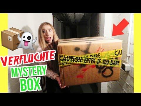 Hilf mir MYSTERY BOX im KELLER gefunden...