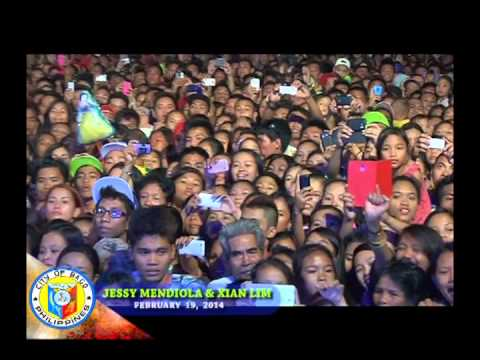 Xian Lim and Jessy Mendiola Live in Bago City Part  2