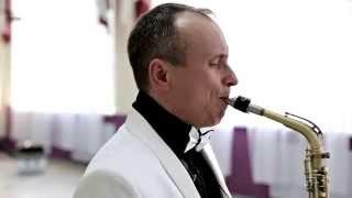 Саксофон & трубач в Саранске/ Вечная любовь/Ш.Азнавур(кавер)/Une vie d'amour - Charles Aznavour