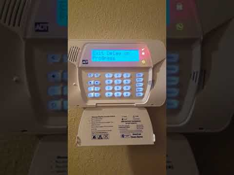 How to activate and deactivate your ADT alarm system