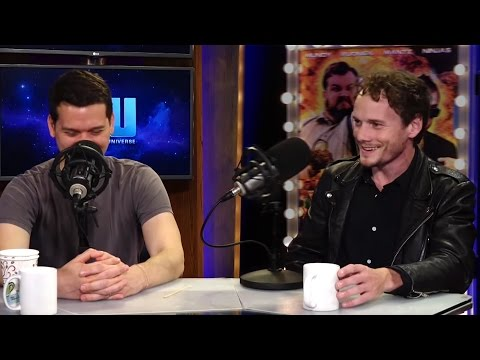 Full  With Green Room's Anton Yelchin & Director Jeremy Saulnier SJU Extra