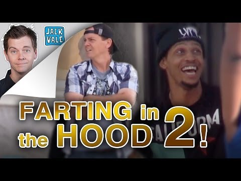 Farting In Long Beach!!!