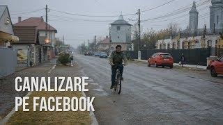 Cum au ajuns taranii din Buzau sa aiba canalizare pe Facebook