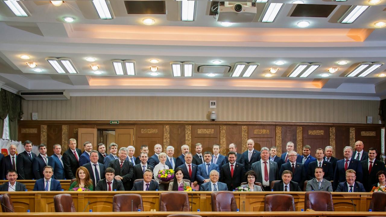 Законодательное собрание челябинской области фото