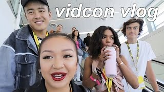 me realizing how irrelevant i am for 15 min straight | VIDCON 2019 DAY 1
