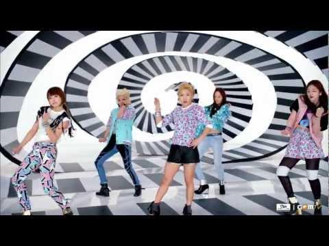 [MV] f(x) (에프엑스) - Pinocchio (피노키오) (Danger) (GomTV) [HD 1080p]