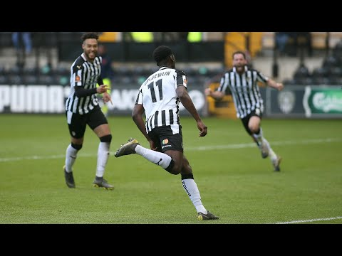 Notts County Weymouth Goals And Highlights