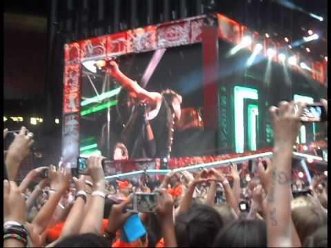 One Direction 25 juni 2014 Amsterdam Arena