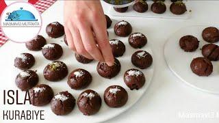 Brownie Tadinda Çikolata Soslu ISLAK KURABİYE Denedinizmi👌Tam Kivaminda✔#masmavi3mutfakta