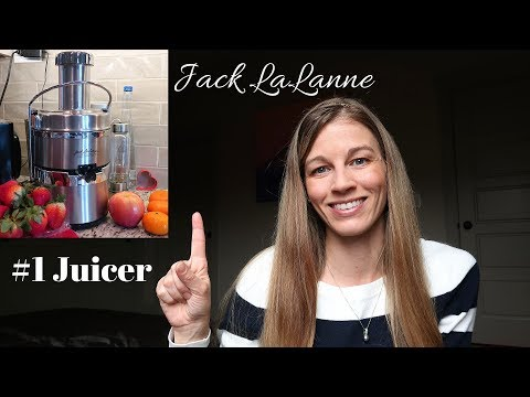 Jack LaLanne Power Juicer Everything you need to Know