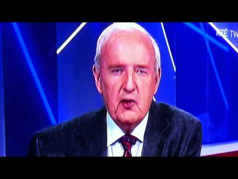 Irish sports anchor can