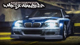 NFS Most Wanted | All Boss Entrances (XBOX 360 Visuals) [5K Special]