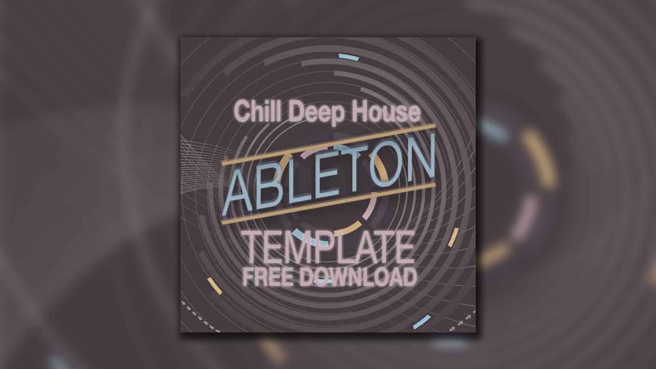 News - Free Deep House Ableton Template