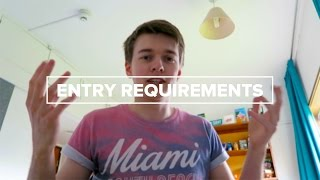 Cambridge Entry Requirements