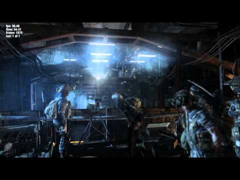 Palit GeForce GTX 750 Ti StormX Dual - Metro: Last Light @ 1080p