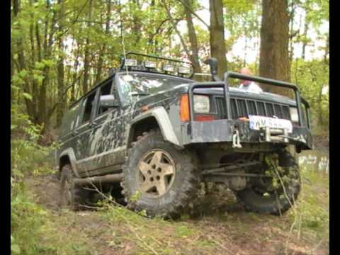 Off Road Jeep 4x4 >> Off Road Jeep Cherokee 4x4 Youtube