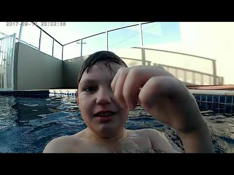 Water procedures (a local swimming pool and the Gold Coast A