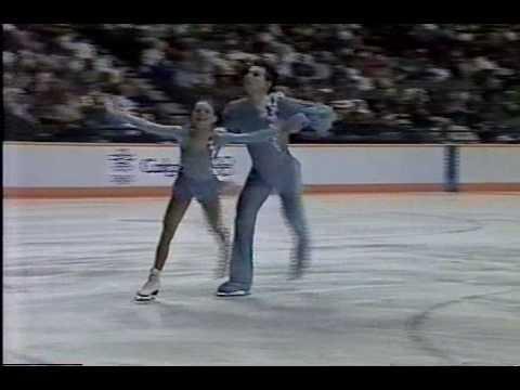 Gordeeva & Grinkov (URS) - 1988 Calgary, Pairs