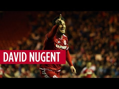 David Nugent's Boro goals and highlights