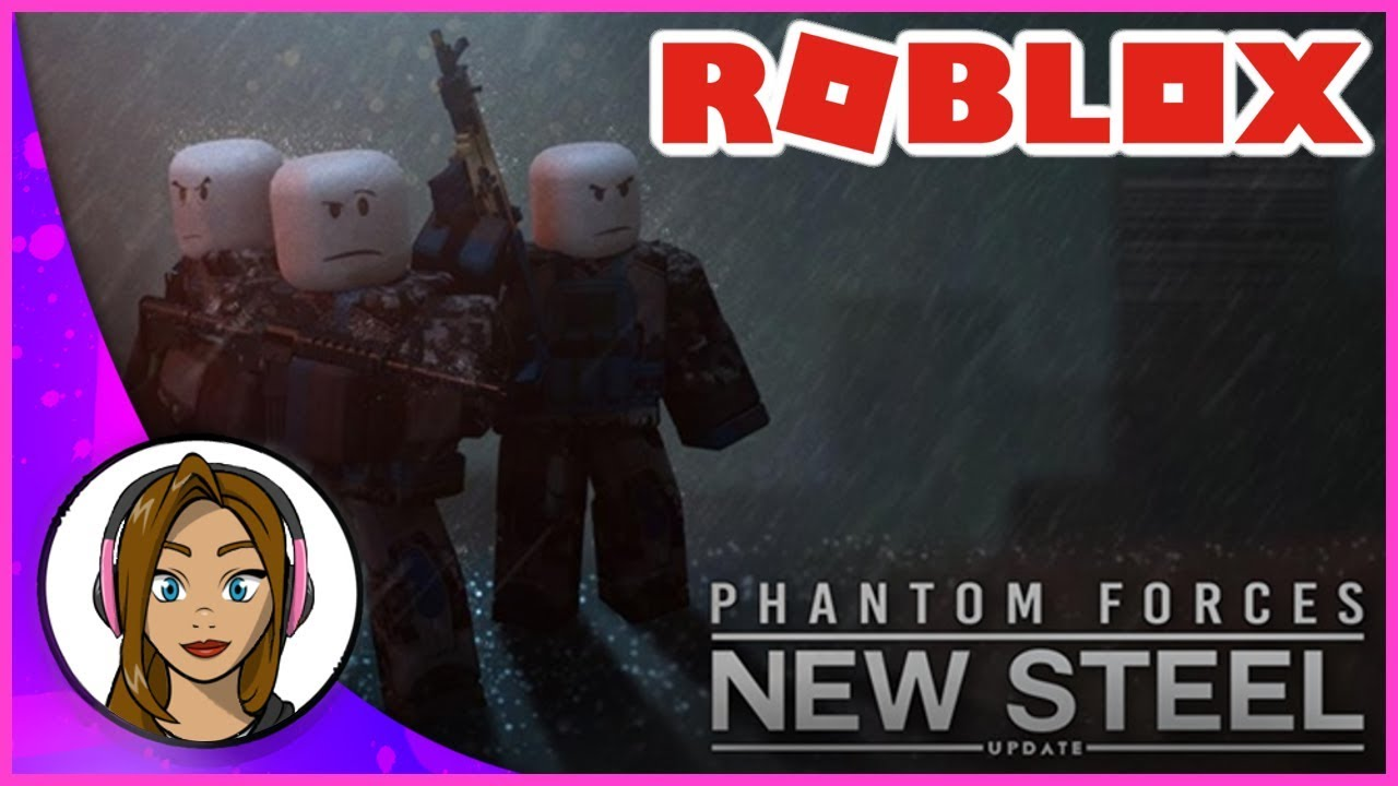 THIS IS WAR! - Roblox Phantom Forces Gameplay