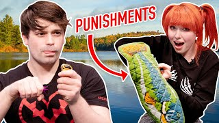 Fishing for Punishments!