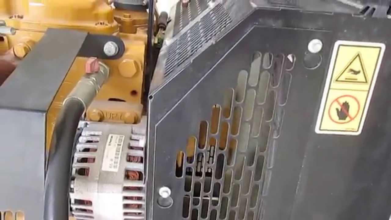 ARRANQUE PLANTAS DE EMERGENCIA, OLYMPIAN TURN ON GENERATOR