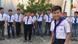 Xứ Đoàn TNTT Đền Thánh Kính Lòng Chúa Thương Xót Bác Trạch Tri Ân 2 Dì Đồng Hành