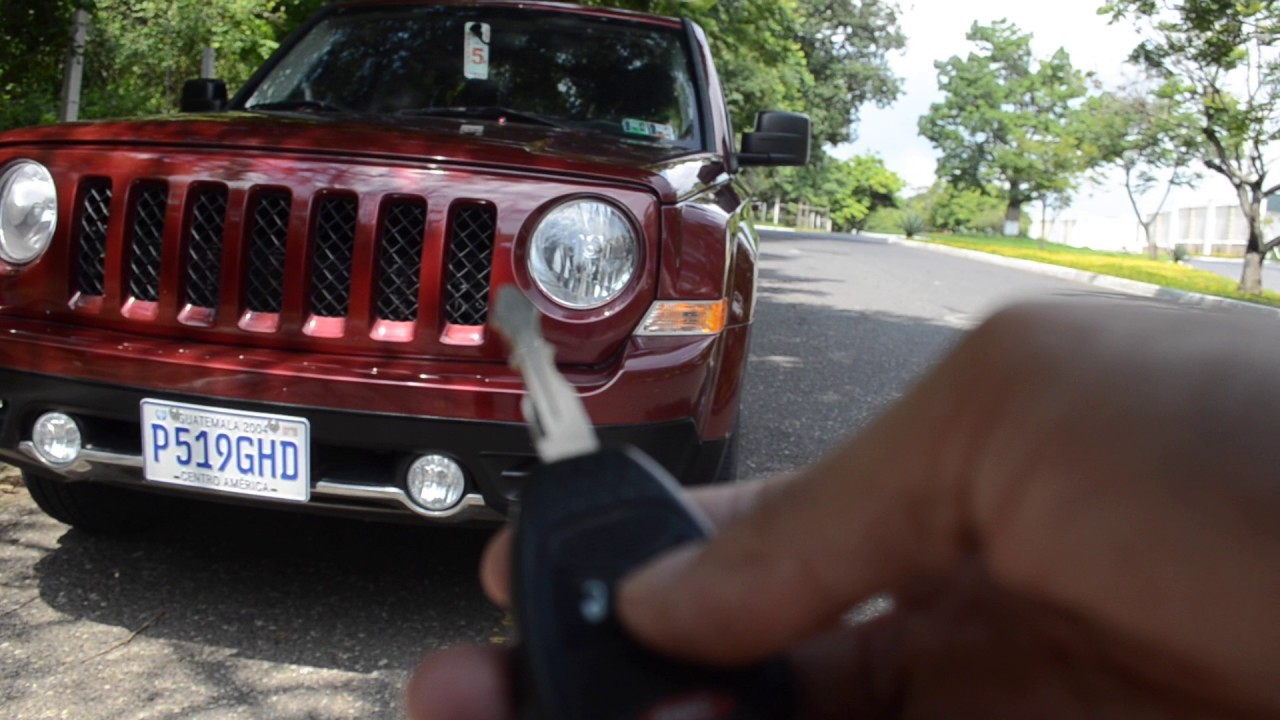 A La Venta Jeep Patriot Limited 4x4 2.4 2012 Review Tour En Español