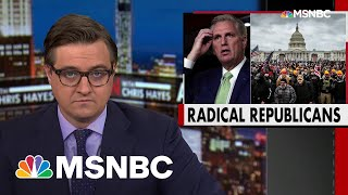 How Republicans Trade Dignity To Stay In Party Of Trump | All In | MSNBC