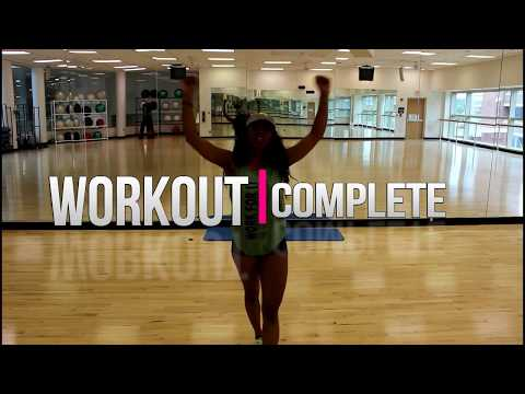 12 Minute Core and Cardio Workout for Weight Loss and Toning ( All Levels )