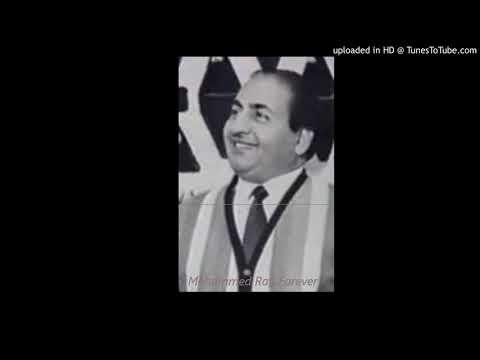 Tayyab Ali Pyar Ka Dushman - Mohammed Rafi