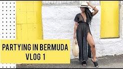Partying in Bermuda Vlog 1