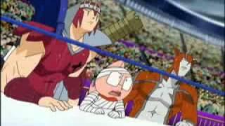 มันทาโร่ เจอกับ เควิน มาส การต่อสู้ครั้งสุดท้าย ในแมต โอลิมปิก การต...