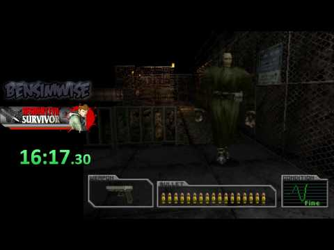 [World Record] Resident Evil Survivor 37:18 Any% [Normal]