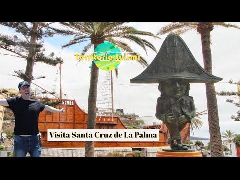 Que VER y HACER en SANTA CRUZ de La PALMA 🏝 - Islas Canarias