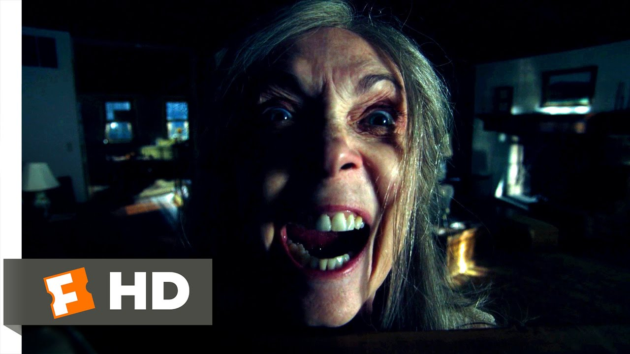 Download The Visit (5/10) Movie CLIP - Stay in Your Bed (2015) HD