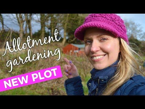 Allotment Gardening: New Plot!