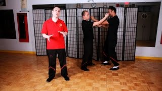 Basic Chi Sau Theory | Wing Chun